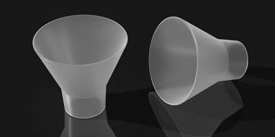 Mini-funnel for TwinOxide International b.v.