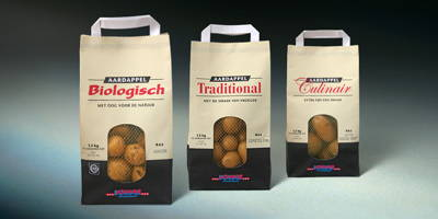 Premium potato packaging line for Vomar Voordeelmarkt