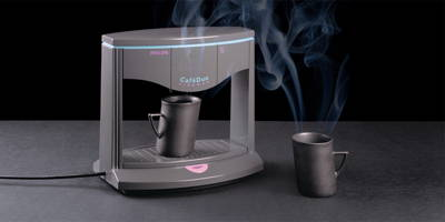 Philips Café Duo Firenze concept