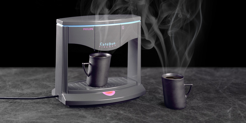 The Philips Café Duo Firenze concept.